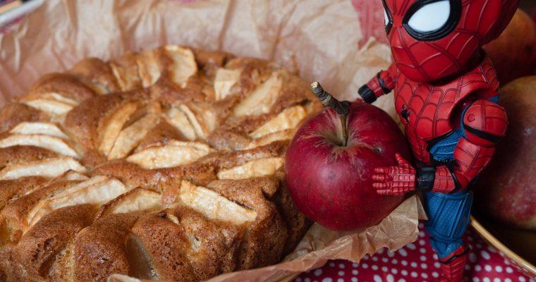 Ciasto z jabłkami dla bohaterów
