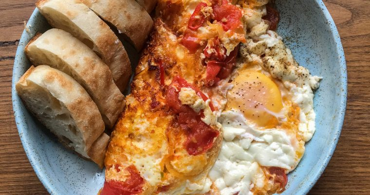 Jajka omlet – 2w1